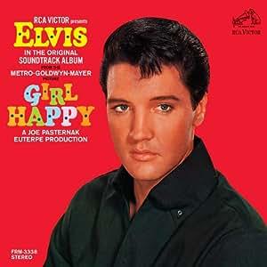 Girl Happy [Vinyl LP]
