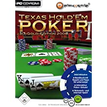 Play+Smile: Texas Hold'em Poker 2008 3D-Gold Edition