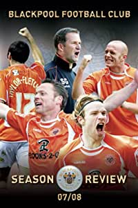 Blackpool FC: Season Review 2007/08 [DVD]
