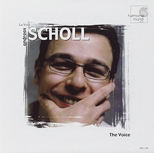 Andreas Scholl: The Voice by Andreas Scholl (2001-01-09)
