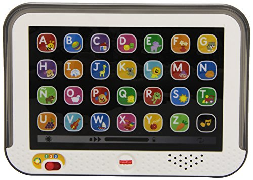 Fisher Price   Mi primera tablet (Mattel CDG61)