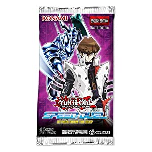 Yu-Gi-Oh! KONAFTD Speed Duel-Attack de The Deep Booster Packet