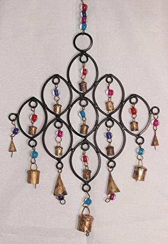 Namaste FAIRLY-WINDCHIME_BELLS_BEADS
