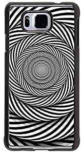 PRINTVISA Pattern Abstract Case Cover for Samsung Galaxy Alpha