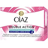 Olaz Essentials Double Action Aufbauende Nachtcreme, 50ml