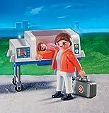 PLAYMOBIL® 4225 - Baby-Notärztin mit Inkubator