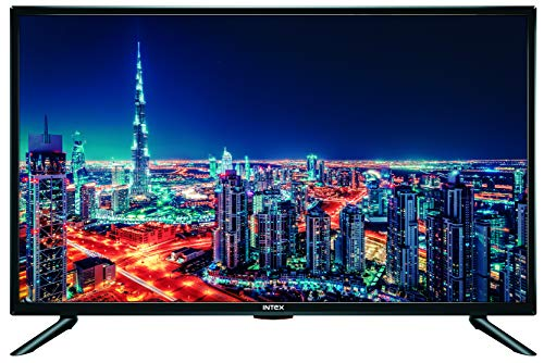 Intex 80 cm (32 inches) HD Ready LED Smart TV SH3204 (Black)