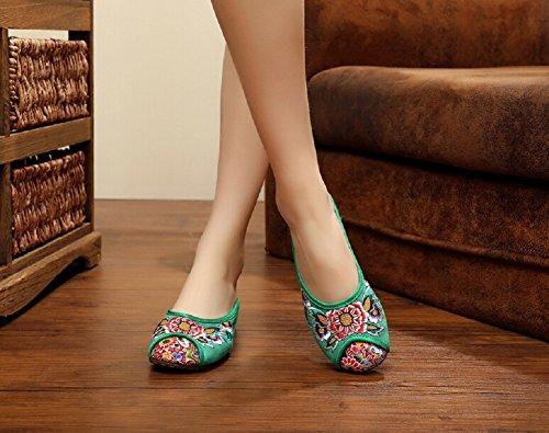 Pantofole Lazutom Donna Lazutom Pantofole Pantofole Verde Taglia Taglia Verde Lazutom Donna Pantofole Donna Verde Donna Taglia Lazutom A7H0Uwq
