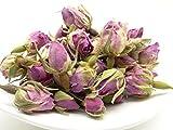 pikantum Rosenknospen | 50g | Rosenblüten | intensiver Rosenduft | wunderschöne rosa bis voilette Farbe | ohne Zusatzstoffe