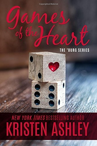 Games of the Heart: Volume 4 (The 'Burg Series) by Ashley, Kristen (August 11, 2015) Paperback
