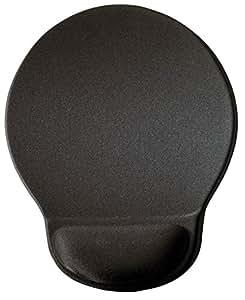 Durable 574858 Handgelenkauflage (Ergotop mit Gel, 230 x 260 x 26 mm) 1 Stück, anthrazit
