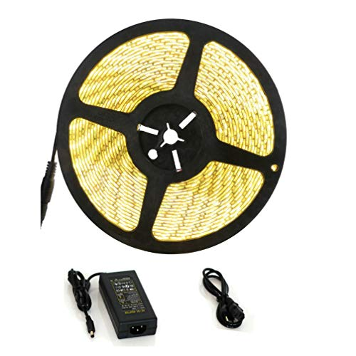 Guaiboshi 10M Tiras de Luz LED Strip Impermeable 5050 SMD 600 LEDs...
