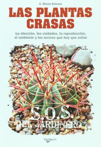 Plantas Crasas, Las (Sos Del Jardinero) por Massa A. Saluzzo