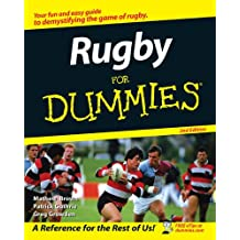 Rugby For Dummies (English Edition)