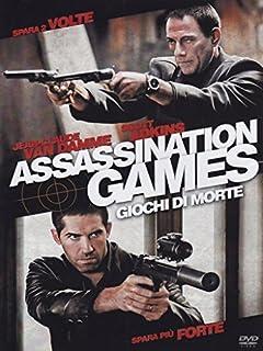 Assassination Games by Jean-Claude Van Damme