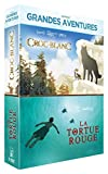 Collection Films d'animation - Tortue Rouge / Croc Blanc - Coffret...