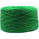 Dragon Sonic Green Jute Rope 99 Feet 3Ply Natural Arts Craft Durable Jute Rope,3pcs x 33 Feet
