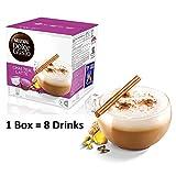 Die Original-Kräutertees und Kapseln Dolce Gusto Chai Tea Latte - 16 Kapseln
