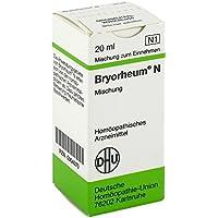 BRYORHEUM N Liquidum 20 ml preisvergleich bei billige-tabletten.eu
