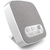 White Noise Machine, Schlaf Smart Timing Natur Klingt Schlafhilfe Maschine, 7 Natürliche Sounds, Auto-Off-Timer... preisvergleich bei billige-tabletten.eu