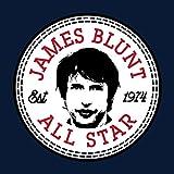Converse James Blunt All Star Women's T-Shirt