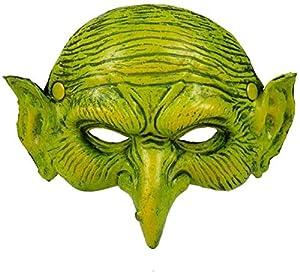 KQBAM Máscara De Bruja Fiesta