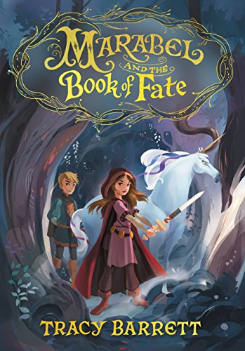 Marabel and the Book of Fate (English Edition)