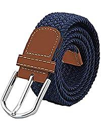 d59e0e7cde6 Amazon.fr   ceinture tresse - Homme   Vêtements
