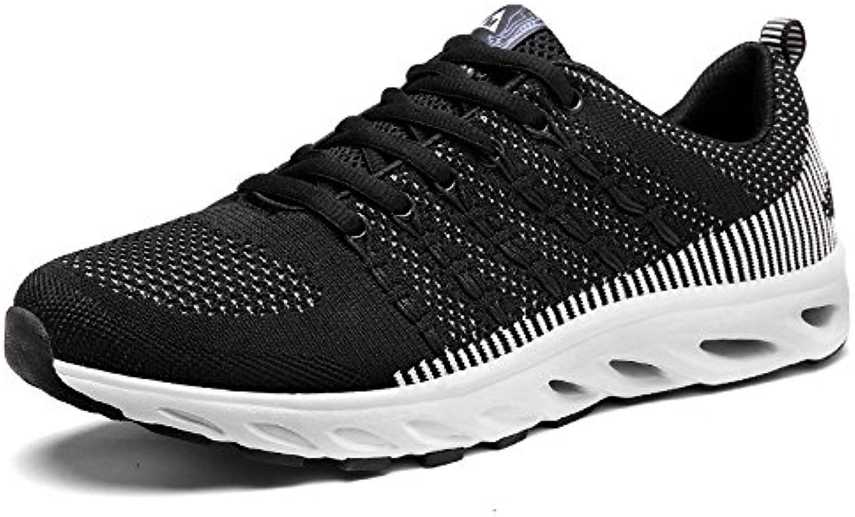 YXLONG Nuevos Zapatos Deportivos Zapatos Casuales Transpirables para Hombres Zapatos Deportivos Coreanos para...