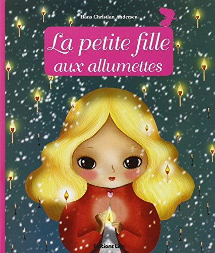 Miniconte fille aux allumettes (Minicontes classiques) por Hans Christian Andersen