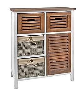 ts ideen landhaus kommode schrank kinderzimmer flur bad. Black Bedroom Furniture Sets. Home Design Ideas