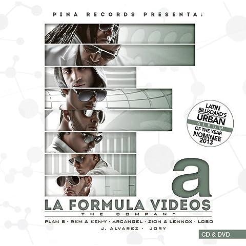 Pina Records: La Formula by Various Artists