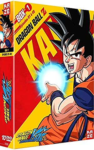 Dragon Ball Box - Dragon Ball Z Kai - Box 1/4