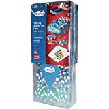 Pavilion Poker Chip Game - 100 CHIPS RELOADER WITH 2 DECKS OF CARDS - 11.5 GRAMS PER POKER CHIP by Pavilion