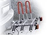 Best Bike Hitch Racks - Towbar Mounted Tilting 3 Bike Rack Cycle Carrier Review