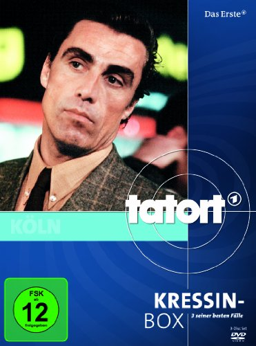 Tatort - Kressin-Box (3 DVDs)