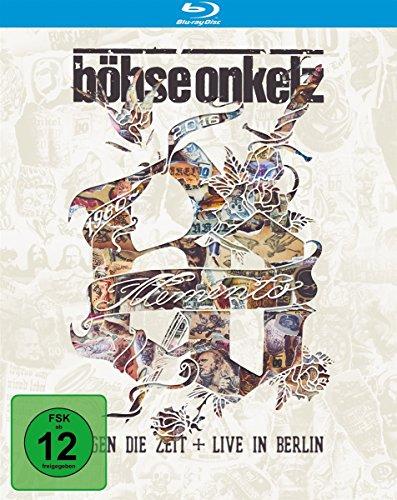 Blu-glas (Böhse Onkelz - Memento-Gegen die Zeit+Live in Berlin [Blu-ray])