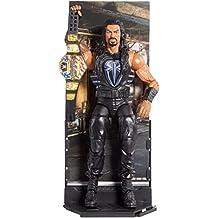 WWE - Figura Deluxe Roman Reigns (Mattel DXJ32)
