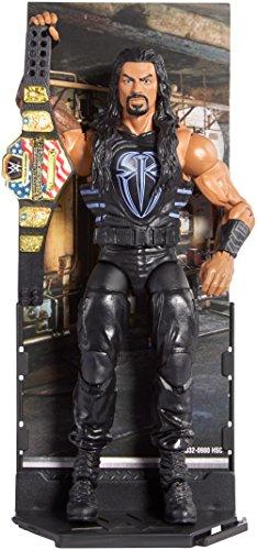 Mattel DXJ32 Wwe Collector Elite-Figur Roman Reigns