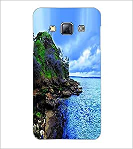 PRINTSWAG SEA VIEW Designer Back Cover Case for SAMSUNG GALAXY A3