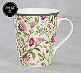 #10: Rose Mallow Moscheutos Zing Mugs For coffee Set of 2
