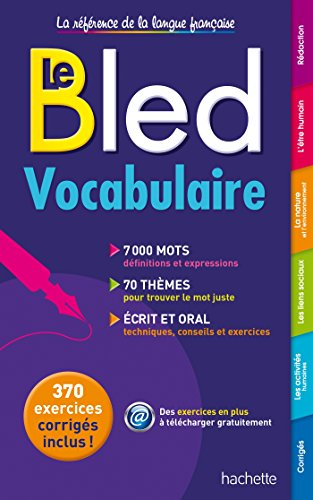 Bled Vocabulaire (Bled Reference)