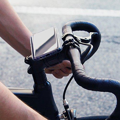 iOttie activeedge Go para bicicleta soporte de manillar para iPhone X 8/8S...