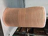 Kupfer Wandanschlussband Kaminband CU Kaminband selbstklebend 5mx40cm