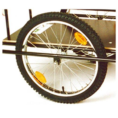 Speichenrad mit Bereifung 20″ für Anhänger 'Der Roland' m. Bereifung