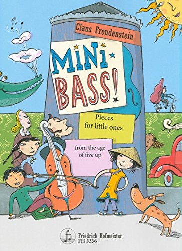 Mini Bass!: Pieces for little ones from the age of five up / Kontrabass / 1