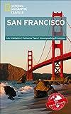 National Geographic Traveler San Francisco mit Maxi-Faltkarte - Jerry Camarillo Dunn Jr.
