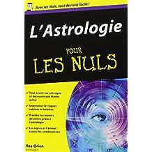 L'Astrologie Poche Pour les Nuls