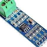 ARCELI 5 STÜCKE 5 V MAX485 / RS485 Modul TTL zu RS-485 MCU Entwicklungsboard