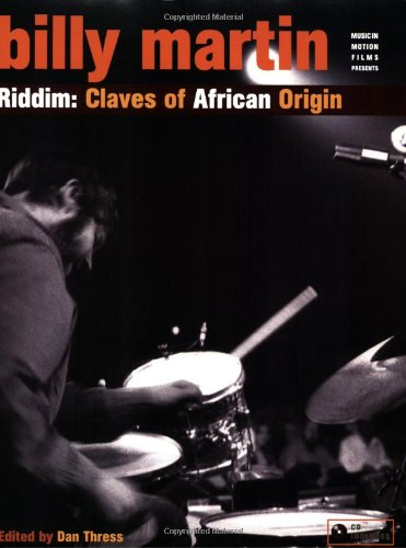 Riddim Claves of African Origin
